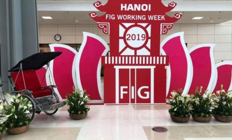 مؤتمر الفيدرالية الدولية للمساحة FIG في هانوي – فيتنام