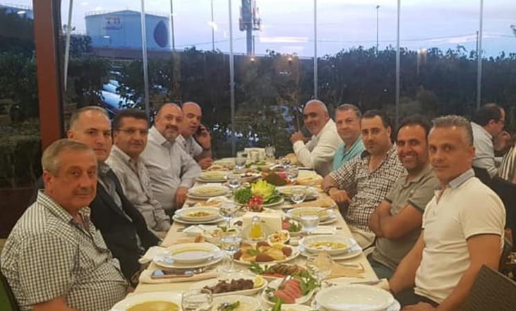 إفطار مجلس النقابة - رمضان 2019