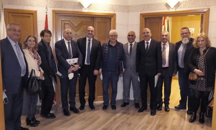 اطلاق مبادرة المديرية العامة للشؤون العقارية في مجال التطوير العقاري في لبنان